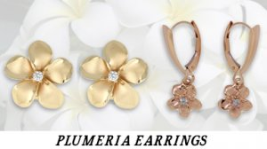 Plumeira Earrings