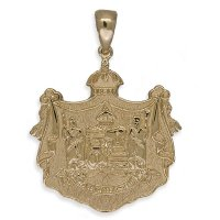 Coat of Arms Pendant